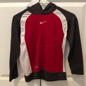 Boys Nike performance hoodie. Size S(8).